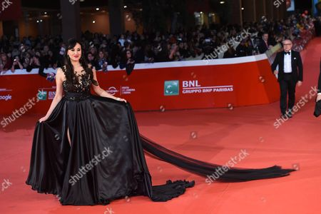 Editorial picture of 'Stronger' premiere, Rome Film Festival, Italy - 28 Oct 2017