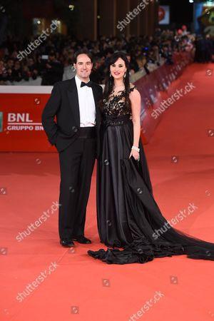Isabelle Adriani and Vittorio Palazzi