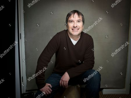 "Filmmaker Greg 'Freddy' Camalier from the film ""Muscle Shoals"" poses for a portrait during the 2013 Sundance Film Festival on in Park City, Utah"