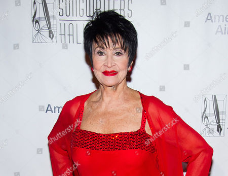 Actress-singer Chita Rivera attends the Songwriters Hall of Fame Awards in New York. Rivera said, that The Visit, with music by Fred Ebb and John Kander, and a story by playwright Terrence McNally, will open at the Lyceum Theatre this spring. Tony Award winner Roger Rees will co-star as her love interest