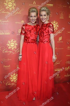 Nina and Julia Meise