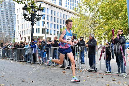 Editorial photo of Mainova Frankfurt Marathon 2017, Frankfurt, Germany - 29 Oct 2017