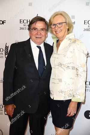 Elmar Wepper and Anita Schlierf