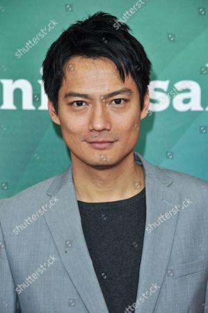 Archie Kao is seen at the NBC/Universal Winter 2014 TCA in Pasadena, Calif. Chinese actress Zhou Zun and actor Archie Kao, surprised everyone by announcing that they were getting married on stage at a concert in Hangzhou . They went on to exchange vows and rings on in front of the audience