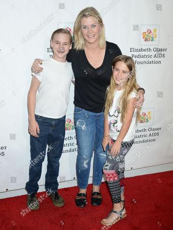 Editorial photo of Elizabeth Glaser Pediatric AIDS Foundation 'A Time ForHeroes' Family Festival, Smashbox Studios, Los Angeles, USA - 29 Oct 2017