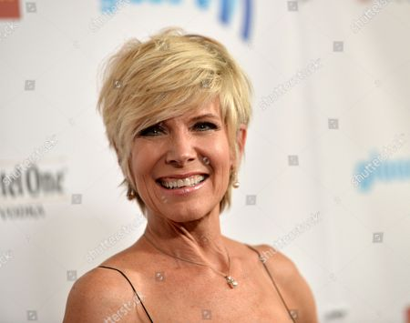 """Debby Boone arrives at the 25th Annual GLAAD Media Awards in Beverly Hills, Calif. While Julie Andrews is the actress we most closely associate with the role of Maria, in """"The Sound of Music,"""" she was not the first or last to play it. Boone tried her hand at Maria with the New York City Opera in 1990"""