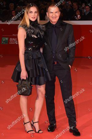 Maria Polverino and Edward Walson