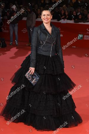 Stock Photo of Silvia Salemi