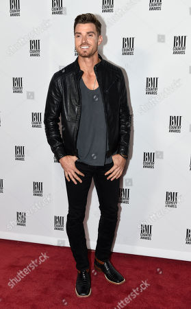 Luke Pell seen on the red carpet at 64th Annual BMI Country Awards at BMI, in Nashville, Tenn