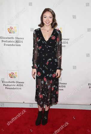 Editorial picture of Elizabeth Glaser Pediatric AIDS Foundation 'A Time ForHeroes' Family Festival, Smashbox Studios, Los Angeles, USA - 29 Oct 2017