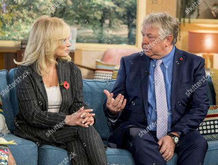 Debbie Arnold and Nick Ferrari