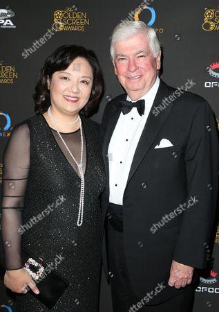 Bianca Chen, Chris Dodd