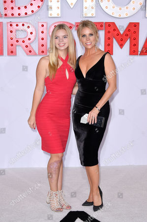 Catherine Rose Young and Cheryl Hines
