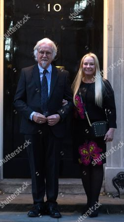 Billy Connolly and Pamela Stephenson arrive