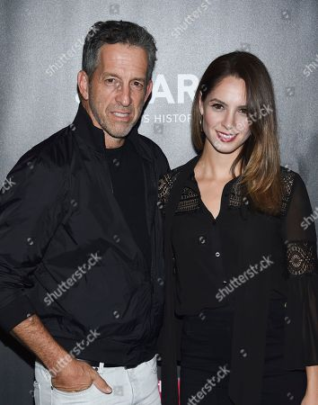 Kenneth Cole, Maria Cuomo Cole. Designer Kenneth Cole and Maria Cuomo Cole attend the Fabulous Fund Fair, hosted by the Naked Heart Foundation and amfAR, at Skylight Clarkson North, in New York