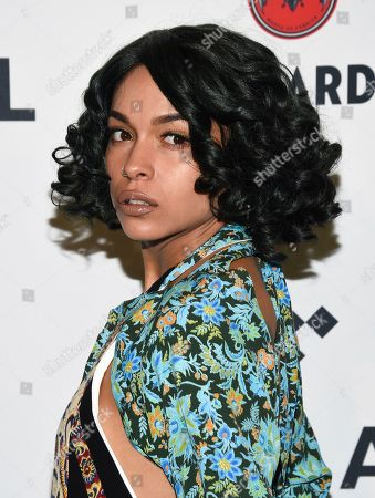 Destiny Frasqueri aka Princess Nokia attends the TIDAL X: Brooklyn 3rd Annual Benefit Concert at The Barclays Center, in New York
