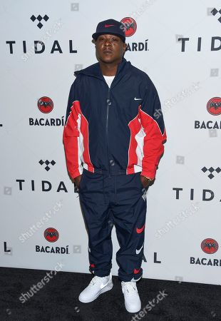 Jadakiss attends the TIDAL X: Brooklyn 3rd Annual Benefit Concert at The Barclays Center, in New York