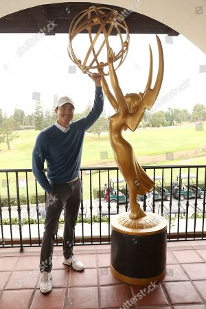 Daniel Henney at the 18th Annual Emmys Golf Classic presented by the Television Academy Foundation at the Wilshire Country Club, in Los Angeles, Calif
