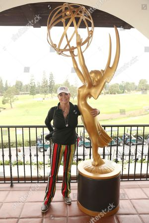 Paula Trickey at the 18th Annual Emmys Golf Classic presented by the Television Academy Foundation at the Wilshire Country Club, in Los Angeles, Calif