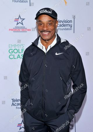 Rocky Carroll at the 18th Annual Emmys Golf Classic presented by the Television Academy Foundation at the Wilshire Country Club, in Los Angeles, Calif