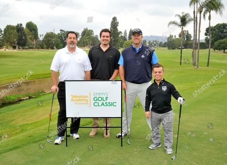Editorial image of 18th Annual Emmys Golf Classic, Los Angeles, USA - 30 Oct 2017