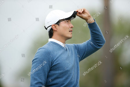 Daniel Henney attends the 18th Annual Emmys Golf Classic presented by the Television Academy Foundation at the Wilshire Country Club, in Los Angeles, Calif