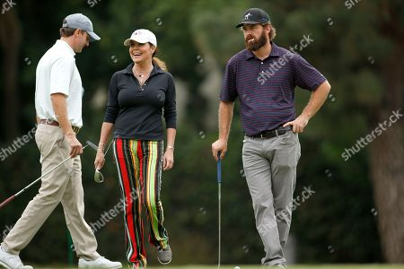 Editorial photo of 18th Annual Emmys Golf Classic, Los Angeles, USA - 30 Oct 2017
