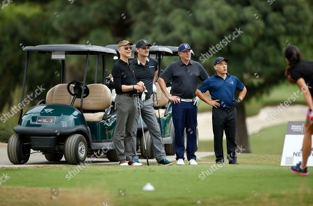 Jeff Nordling, Natasha Shum, Ray Landes, Gregg Glickman, Glenn Whitehead. Jeff Nordling, Natasha Shum, Ray Landes, Gregg Glickman, and Glenn Whitehead at the 18th Annual Emmys Golf Classic presented by the Television Academy Foundation at the Wilshire Country Club, in Los Angeles, Calif