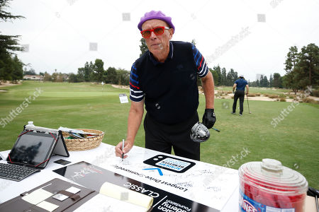 Peter Weller attends the 18th Annual Emmys Golf Classic presented by the Television Academy Foundation at the Wilshire Country Club, in Los Angeles, Calif