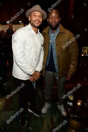 Editorial image of Reggie Yates 'Unseen' book launch, The Curtain hotel, London, UK - 30 Oct 2017