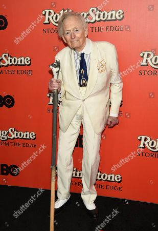 Stock Picture of Author Tom Wolfe