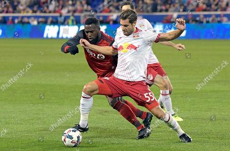 Editorial image of MLS Toronto FC Red Bulls Soccer, Harrison, USA - 30 Oct 2017