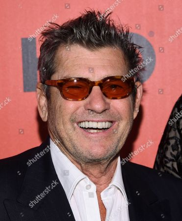 "Stock Photo of Rolling Stone co-founder and publisher Jann Wenner attends the premiere of ""Rolling Stone: Stories From The Edge"" at Florence Gould Hall, in New York"