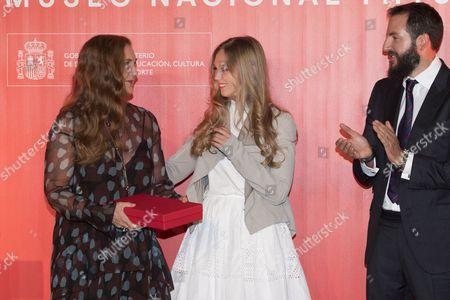 Archduchess Francesca von Habsburg, Gloria of Austria and Borja Thyssen