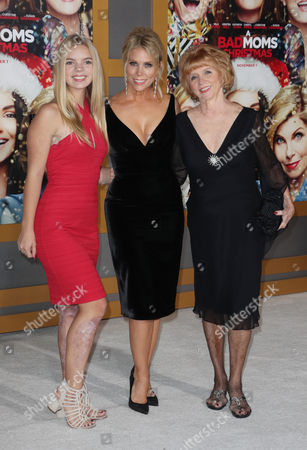 Stock Image of Catherine Rose Young, Cheryl Hines, Rosemary Hines