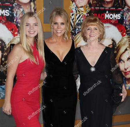 Stock Picture of Catherine Rose Young, Cheryl Hines, Rosemary Hines