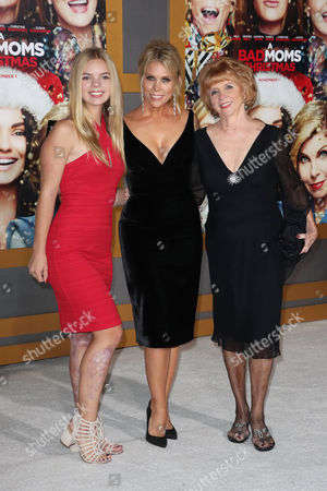 Stock Photo of Catherine Rose Young, Cheryl Hines, Rosemary Hines
