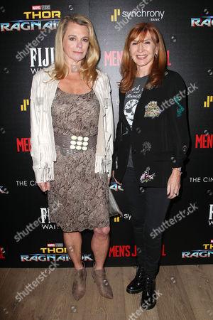 Debbie Bancroft and Nicole Miller