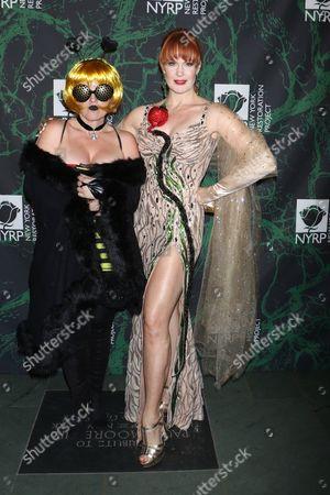 Jennifer Simard and Kate Baldwin