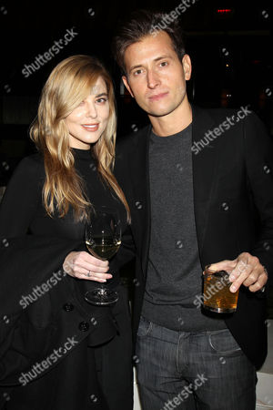 Stock Picture of Anna Nalick and Peter Cincotti