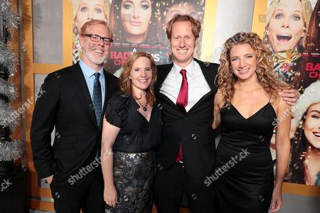 Scott Moore, Director/Writer, Mary McCloud, Jon Lucas, Director/Writer, Guest