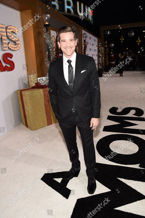 Editorial image of STX Films Los Angeles Premiere of A BAD MOMS CHRISTMAS at the Regency Village Theatre, Los Angeles, CA, USA - 30 October 2017