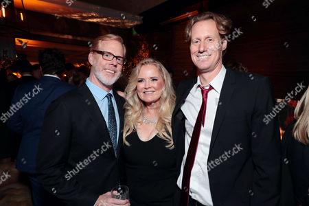 Scott Moore, Director/Writer, Suzanne Todd, Producer, Jon Lucas, Director/Writer,