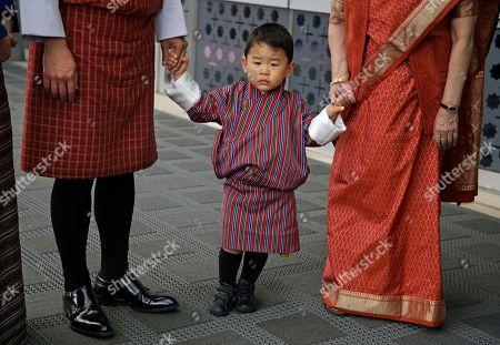 Editorial image of Bhutan, New Delhi, India - 31 Oct 2017