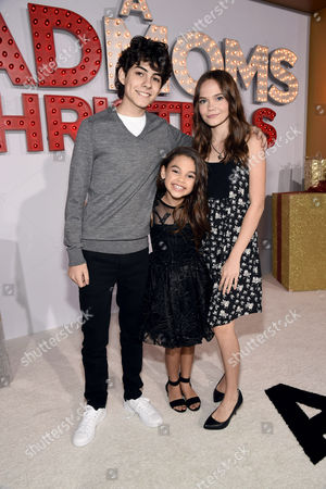 Stock Picture of Emjay Anthony, Ariana Greenblatt, Oona Laurence