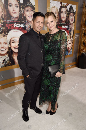Stock Picture of Jay Hernandez, Daniella Deutscher