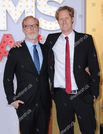 Scott Moore, Jon Lucas