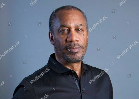 Stock Picture of Emmy Award-winning actor Joe Morton poses for a portrait in New York. Morton is starring in the off-Broadway one-man-show Turn Me Loose at the Westside Theatre in New York. The play is about Dick Gregory, who broke barriers as a black comedian and used his comedy to spread messages about social justice and better health