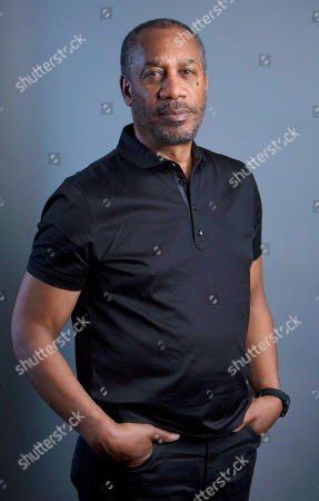 Emmy Award-winning actor Joe Morton poses for a portrait in New York. Morton is starring in the off-Broadway one-man-show â?oeTurn Me Looseâ?? at the Westside Theatre in New York. The play is about Dick Gregory, who broke barriers as a black comedian and used his comedy to spread messages about social justice and better health