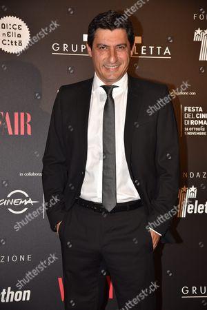 Stock Image of Emilio Solfrizzi